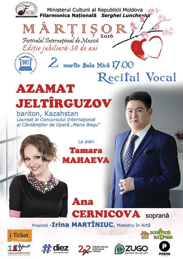 recital vocal