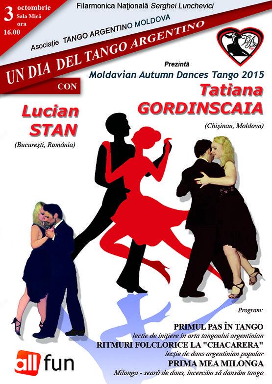 Un Dia Del Tango Argentino