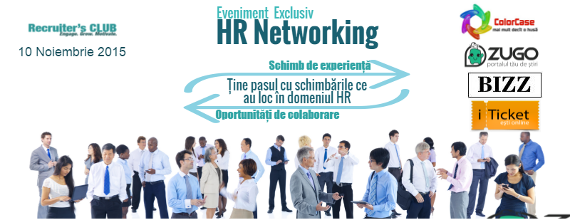 hr networking event