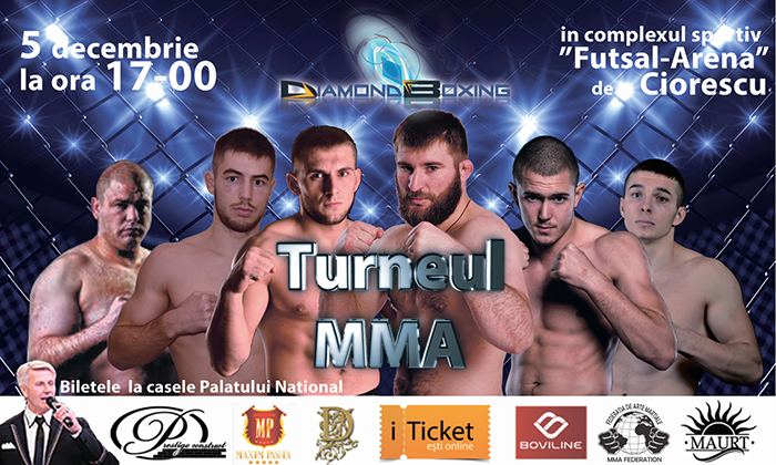 Turneul Diamond Boxing 2015