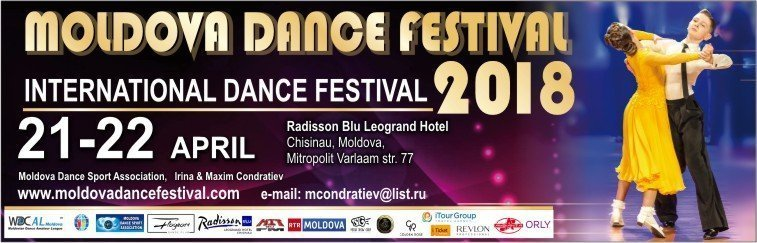Moldova dance festival
