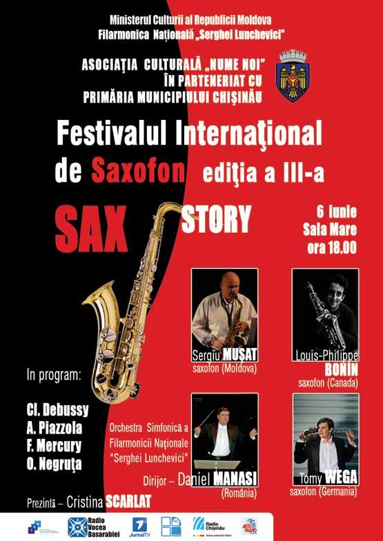 sax story
