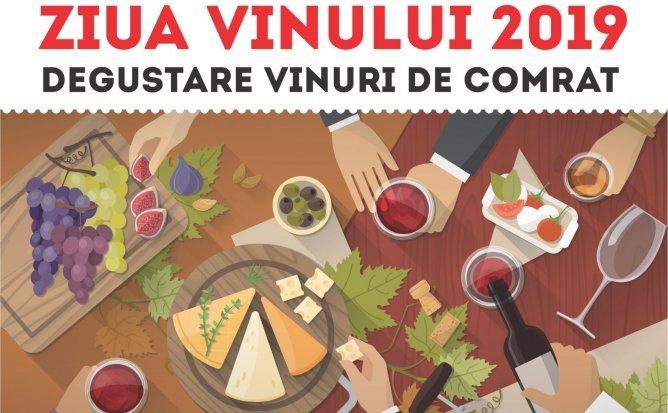 Ziua Vinului - Degustare Vinuri de Comrat