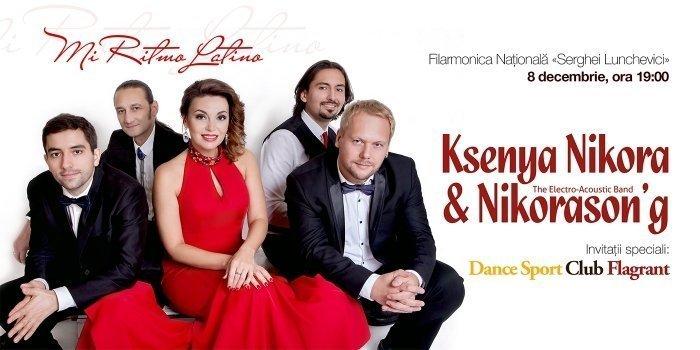 Ksenya Nikora si Nikorasong