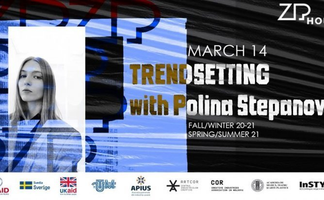 Trendsetting Event with Polina Stepanova