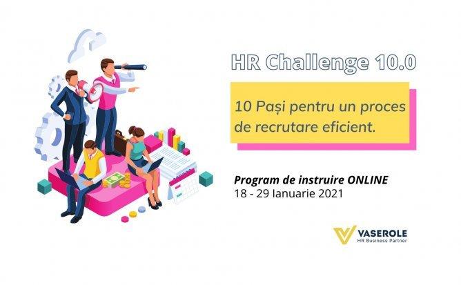 HR Challenge: Procesul de Recrutare