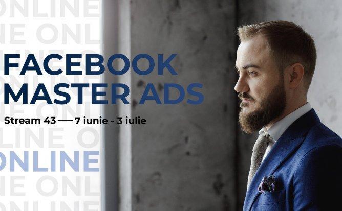 Curs setare reclame | Facebook Master Ads online / Stream 43