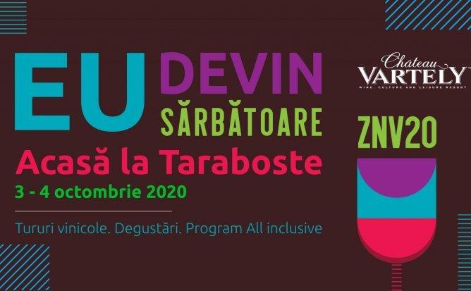 Ziua Națională a Vinului 2020 - Acasă la Taraboste