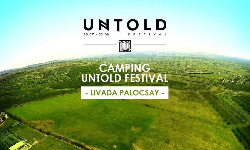 untold festival romania