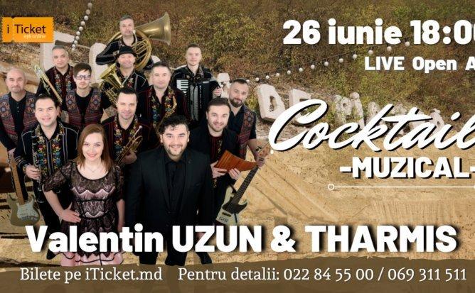 Cocktail Muzical cu Valentin UZUN & THARMIS