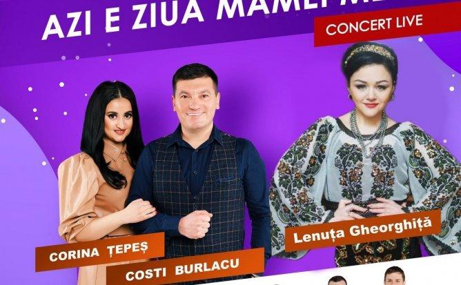 Concert Drochia - Azi e ziua Mamei mele