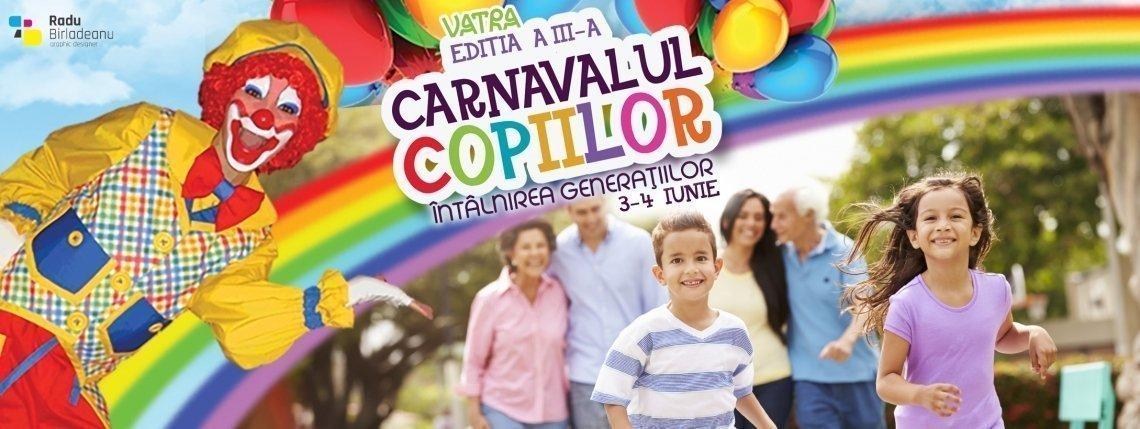 Carnavalul Copiilor Editia a III-a