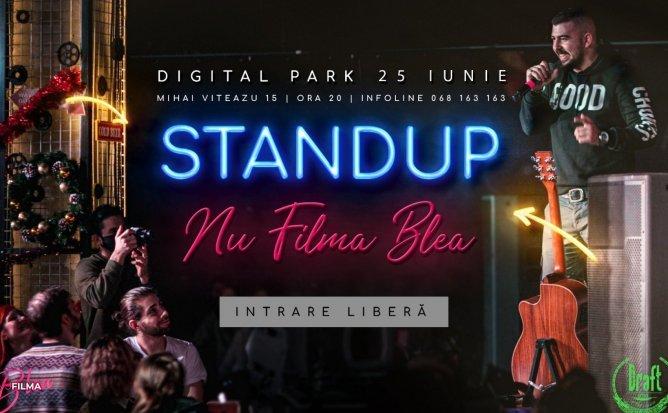 NU FILMA BLEA Stand-Up Show #4