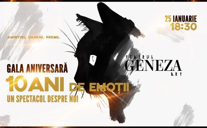 Gala Aniversara Teatrul Geneza Art