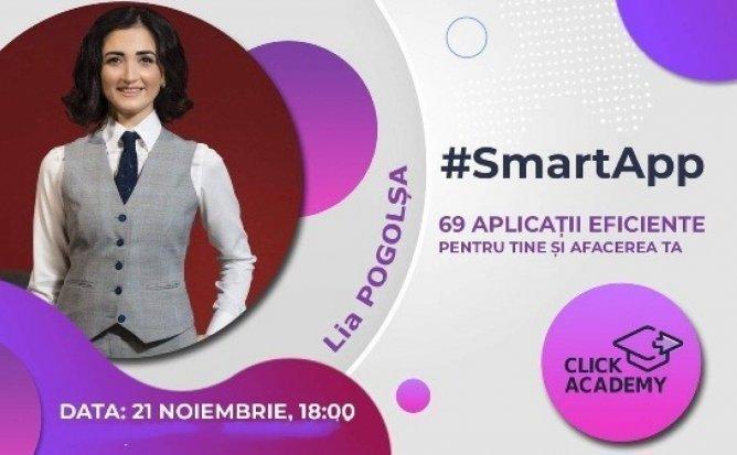 SmartApp - 69 Aplicatii Eficiente Pentru Tine si Afacerea Ta