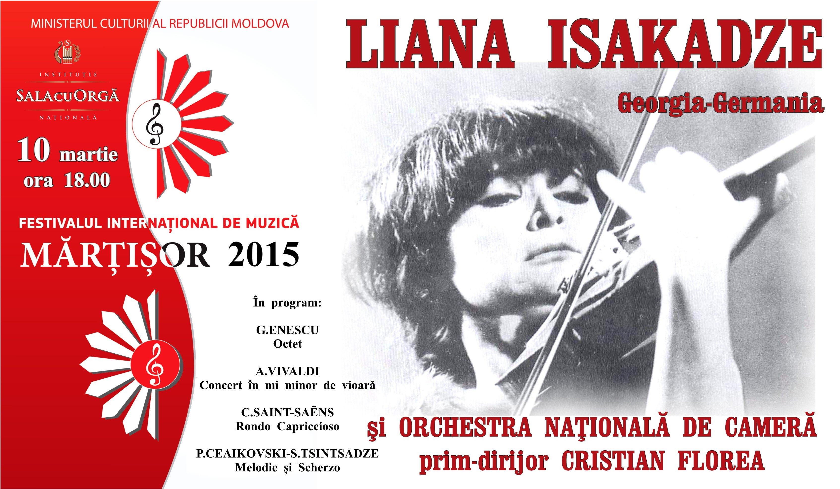 Liana Isakadze