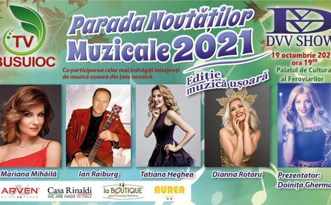 Parada Noutăților Muzicale - ediție de muzică ușoară