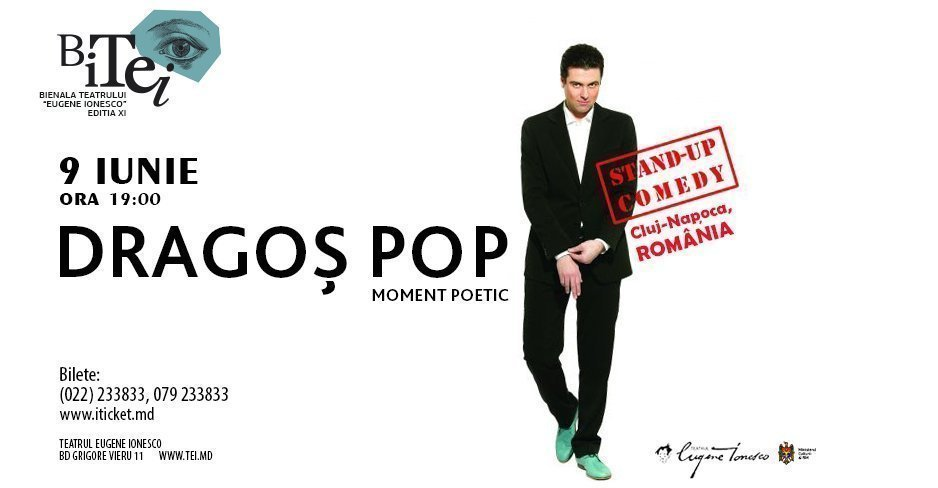 Stand-Up Comedy - Dragos Pop