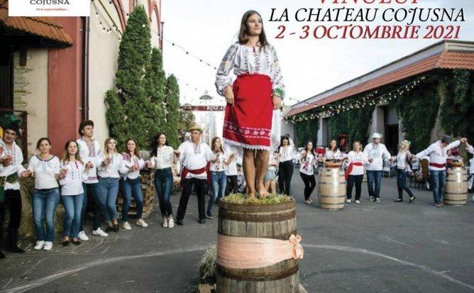 Ziua Vinului la Chateau Cojusna!