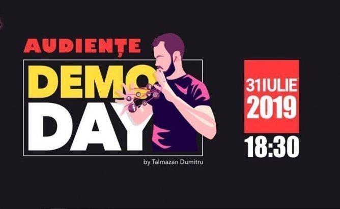 Demo Day | Audiente cu Dumitru Talmazan