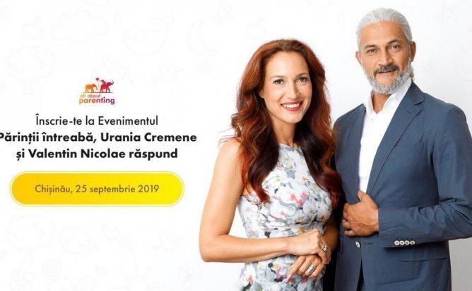 Parintii intreaba - Urania Cremene si Valentin Nicolae raspund