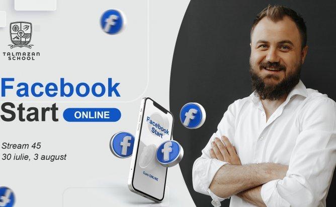 Facebook Start Plus Online / Stream 45