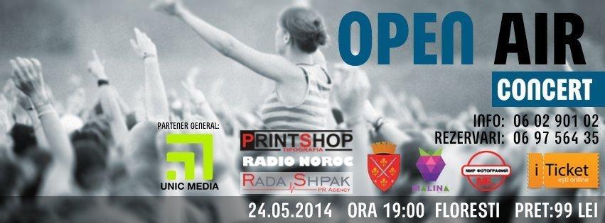 Open Air Concert 2014