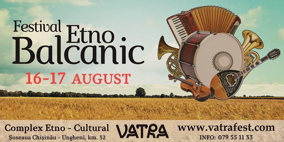 festivalul etno - balcanic