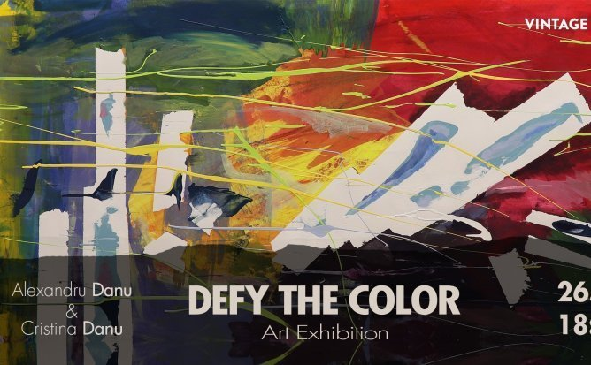 Art Exhibition: Defy the Color