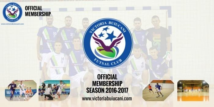 Official Membership Season 2016-2017