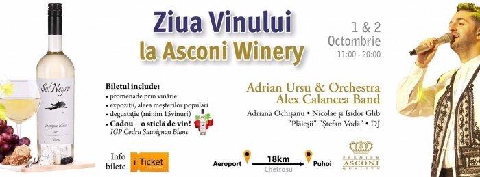 Ziua Vinului la Asconi