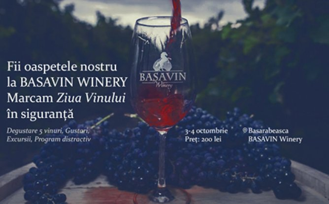 Ziua Vinului la BASAVIN Winery