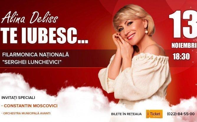 Alina Deliss - Te iubesc