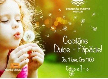 Copilarie - Dulce Papadie 2017