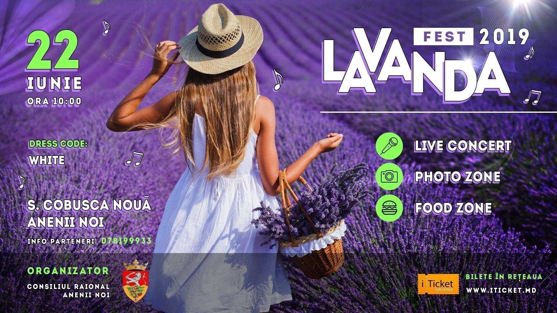 Lavanda Fest 2019