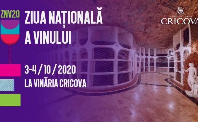 Ziua Națională a Vinului în Cramele Cricova