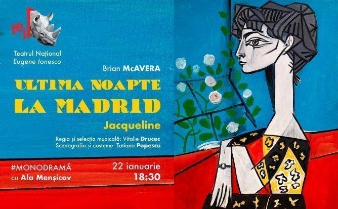 Ultima Noapte la Madrid