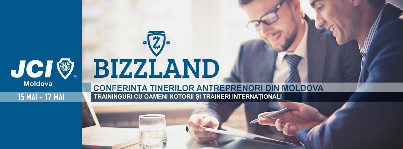 Conferinta Tinerilor Antreprenori din Moldova - BizzLand