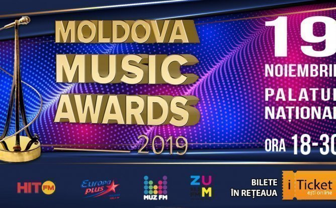 Moldova Music Awards 2019