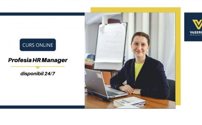Cursul Online: Profesia HR Manager