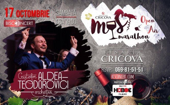 "Must Marathon alaturi de ""Aldea-Teodorovici Orchestra"""