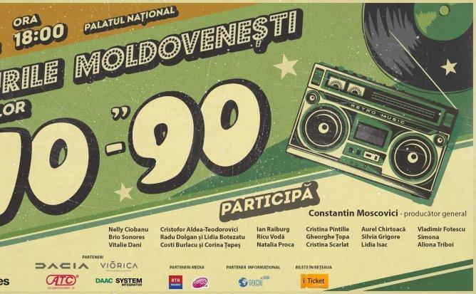 HITURILE MOLDOVENEȘTI ALE ANILOR 70-90