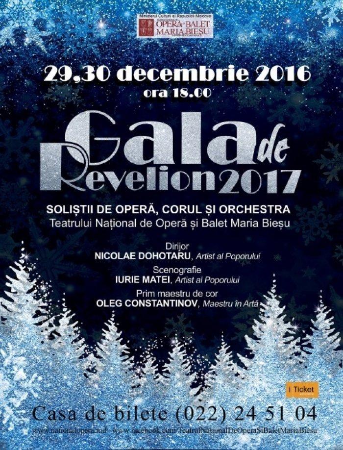 Gala de Revelion 2017