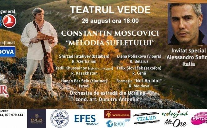 Constantin Moscovici - Melodia Sufletului