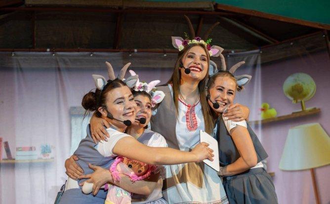 Capra cu Trei Iezi - Spectacol Interactiv de Animatie pentru Copii | APRILIE 2020 | +3