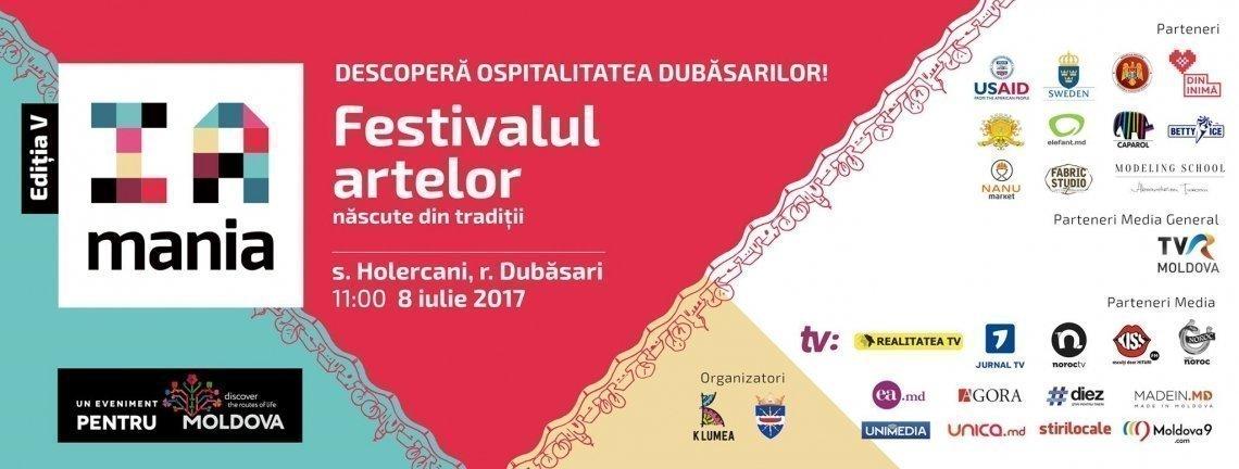 Festivalul Ia Mania 2017