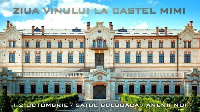 Ziua Vinului la Castel Mimi