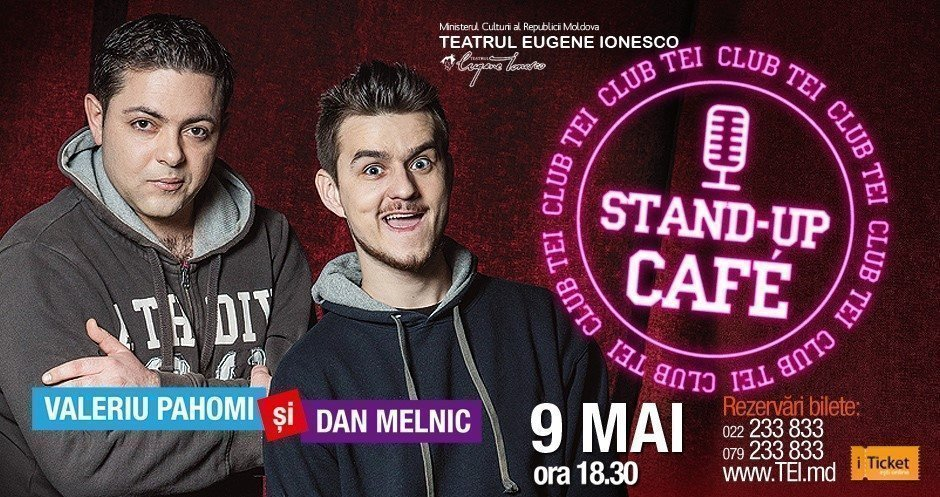 Stand-up Cafe Comedy Show