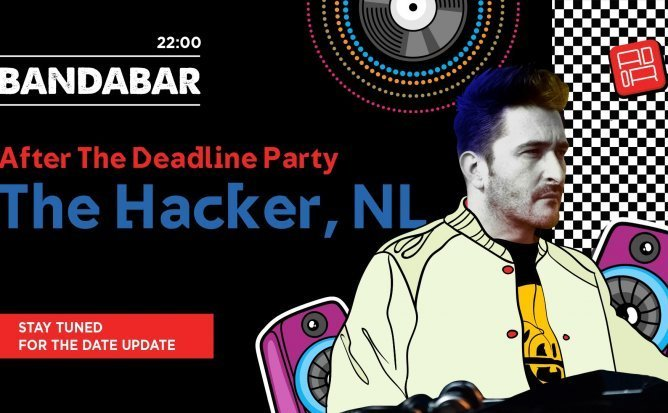 The Hacker | After the Deadline Party
