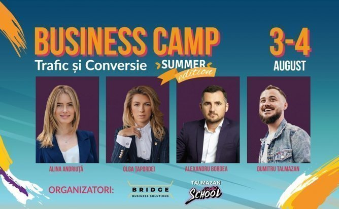 Business Camp - Trafic si Conversie |Summer edition